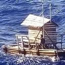 """現實版""""少年派"""":印尼小夥海上漂浮49天后獲救"""
