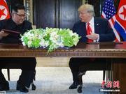 美国总统特朗普:朝鲜已归还200具美军遗骸