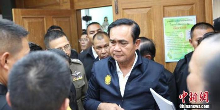 曼谷拥挤污染严重 泰总理巴育:或考虑迁都
