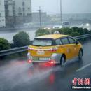 臺灣宜蘭將有局部大雨或豪雨 多地易有8-10級風