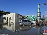 印尼将通缉地震中逃跑囚犯 现阶段优先考虑救灾