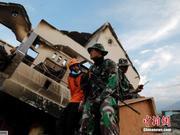 印尼地震海啸灾区恐有5000人失踪 搜救11日结束