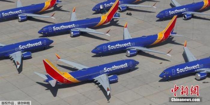 美国航空延长波音737 Max停飞计划 赔偿金仍待定