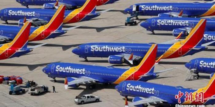 737MAX禁飞逾半年 波音第三季度获利较同期遭腰斩
