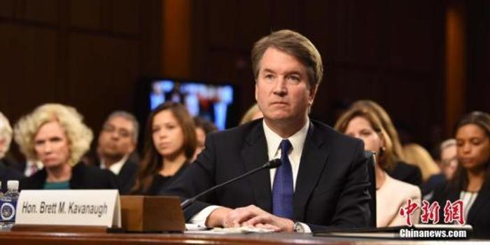 美国大法官涉性丑闻 众议院忙弹劾总统无暇调查