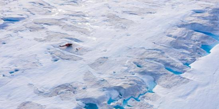 全球变暖正改变北极地貌 冰川融化致5座岛屿浮现