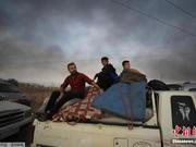 联合国:叙利亚北部冲突升级 数十万平民面临伤害