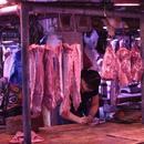 上週中國豬肉批發價每公斤47.7元 環比下降6.9%