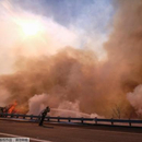 中領館提醒公民近期避免前往北加州山火地區