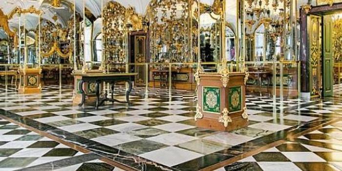 德国一博物馆清晨遭窃 被盗宝物或价值10亿欧元