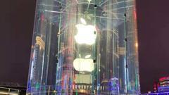 苹果上海旗舰店未收到禁售令 高通再提强制执行申请