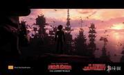 《驯龙高手3》新预告大反派现身 无牙仔受伤空中跌落