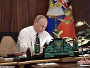 克里姆林宫:普京27日将会见美总统国家安全顾问