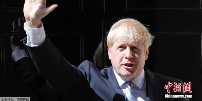 约翰逊被批煽动暴力 或借《紧急法》推硬脱欧
