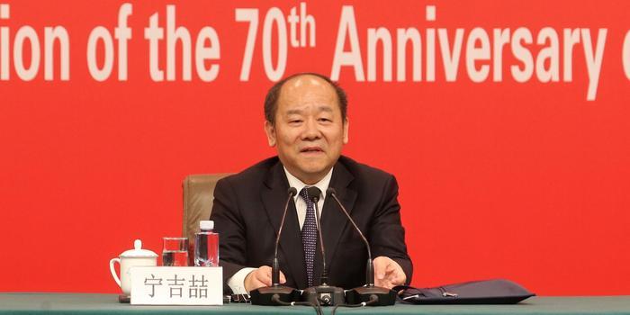 宁吉喆:明年专项债券重点用于交通能源环保等领域