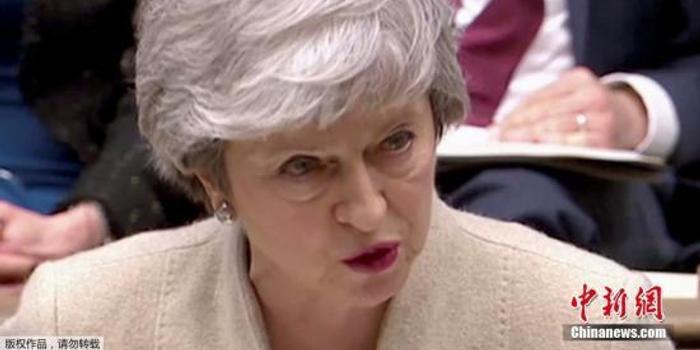 皇冠现金_英国首相:工党若不支持 将永远无法脱欧