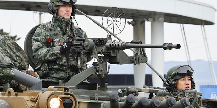 """美国受威胁时韩国要""""挡子弹""""?韩国防部忙出来辟谣"""