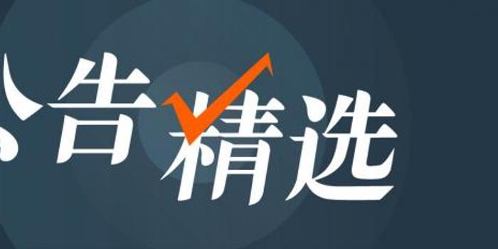 28日晚公告精选丨药明康德提示:股票已连续15