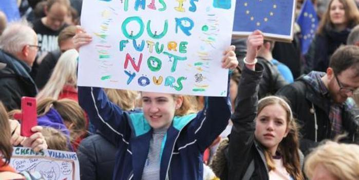 北京快三走势图_欧盟脱欧谈判代表:英无协议脱欧可能性越来越大