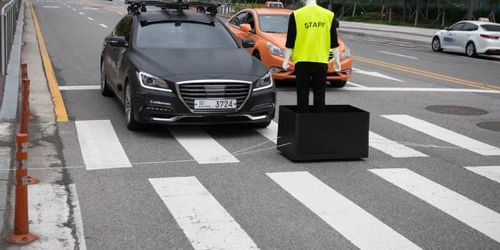 5G自动驾驶什么样?韩国测试得出这样的结果