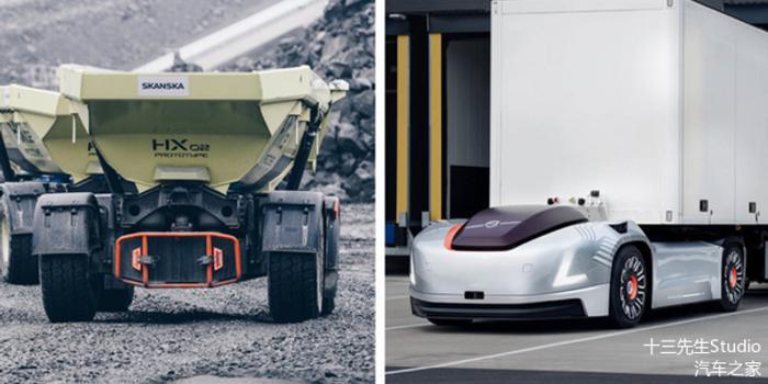 【沃尔沃将开始研发自动驾驶解决