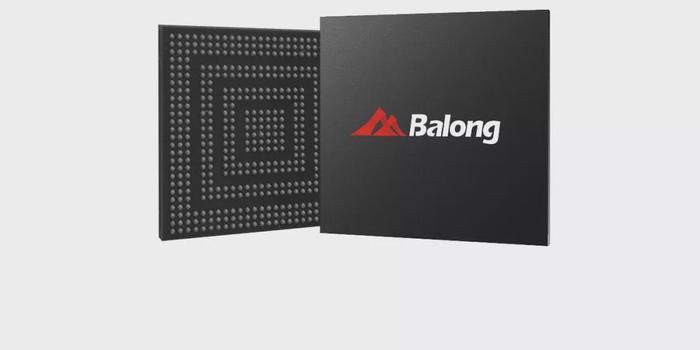 华为向公开市场推出首款4G通信芯片Balong 711