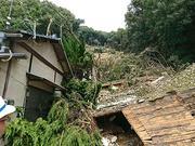日本暴雨致逾200死 中国留学生穿衣睡觉逃过一劫