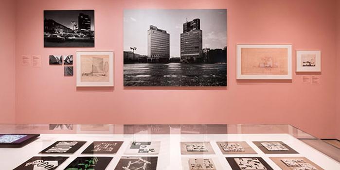 纽约MoMA举行南斯拉夫建筑展:发现建筑史上