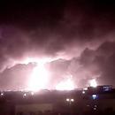 沙特稱其石油設施遭7枚導彈和18架無人機自北方襲擊