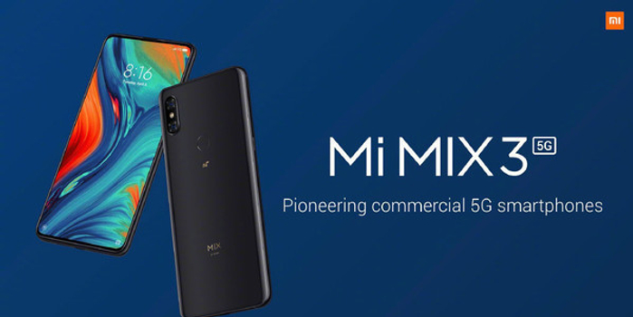 小米MIX 3 5G版入网 骁龙855/滑盖设计/或售3599元