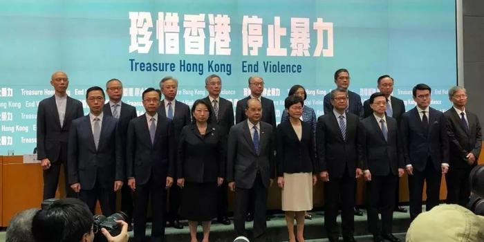 林郑月娥:订立禁蒙面法 5日生效最高判囚1年