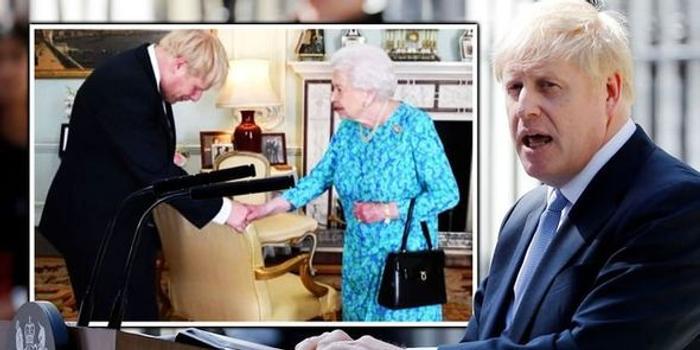 约翰逊下定决心脱欧 宁被女王开除也绝不主动辞职