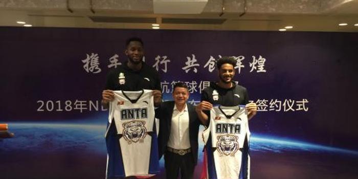2018年NBL联赛6月开赛 贵州职业男篮全新亮相