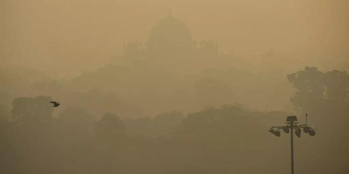 """重霾下的新德里:2000万人民""""正在死去"""""""