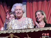 英女王伊丽莎白二世93岁了!梅根因待产在网上送祝福