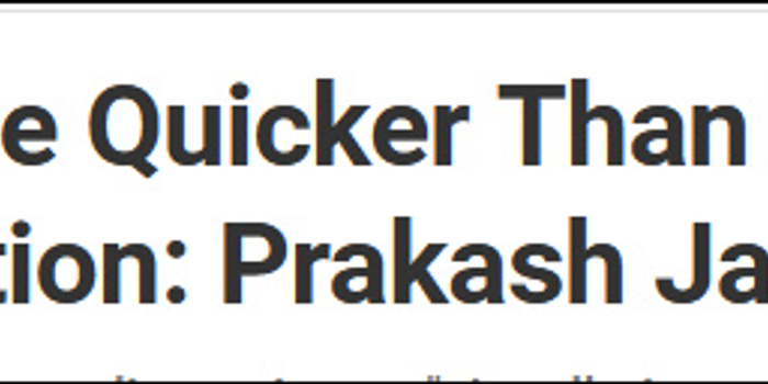 印度环境部长自信满满:治理空气污染会比北京快