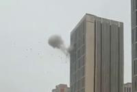 长春一万达广场发生爆炸 伤者送医抢救