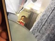 国航CA1350遭劫持画面曝光 乘客讲述惊魂时刻