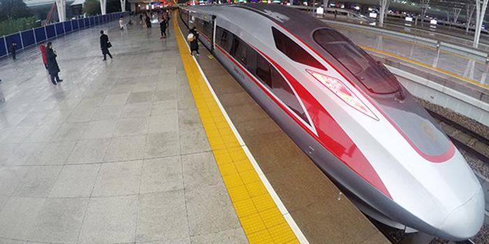 京沪高铁上市招股书:去年净利超百亿 资产负债率14%