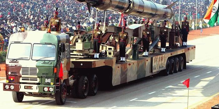 我军专家谈印度试射烈火2导弹:贴近实战性能最靠谱
