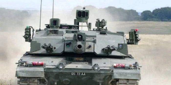 英軍傾力研發電動坦克 稱能吸引更多新兵入伍