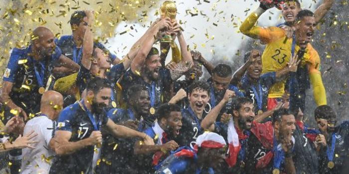 俄世界杯是史上最赚钱一届 为FIFA创收逾50亿美元