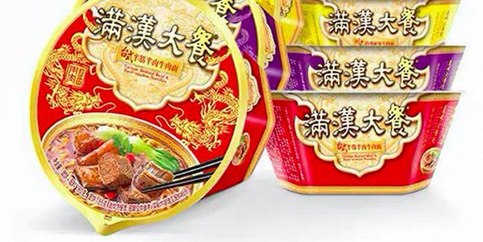 上半年中国方便面市场销售额增7.5% 产品升级成趋势
