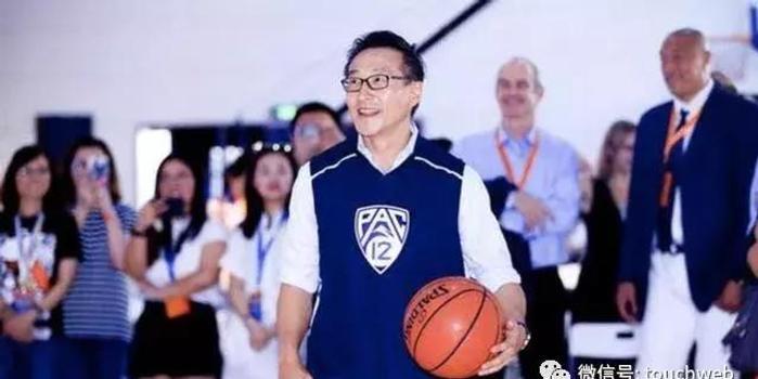 蔡崇信全资收购NBA篮网队:在阿里隐退 曾自称终身体育迷