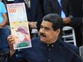 委内瑞拉6月将发新钞应对通胀,面值较旧钞直接划掉三个零