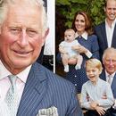 查爾斯王子迎70歲生日 英王室曬出祖孫3代溫馨照