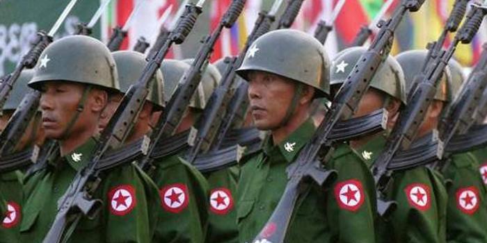 缅甸三支民族地方武装宣布将单方面推迟?;鹌谙? title=