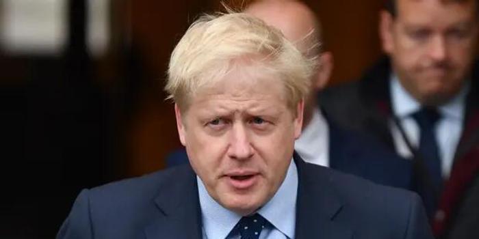 """約翰遜20年前曾""""捏""""女人大腿?首相府稱指控不實"""