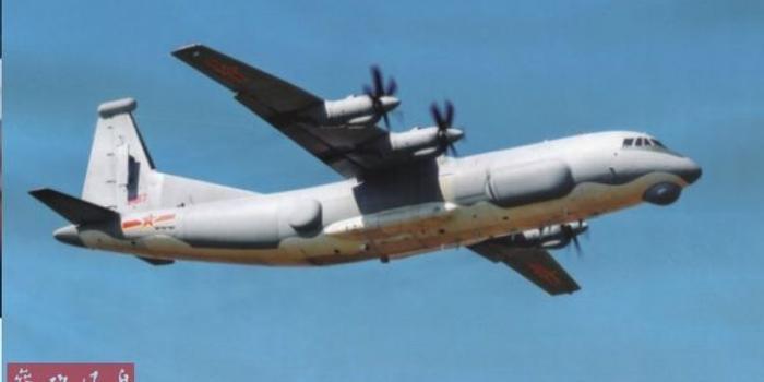 英媒称运9新改型电子战机入役 可干扰敌雷达及数据链
