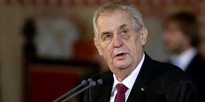 捷克總統指責情報局:尋找虛構的中俄間諜不如查腐敗